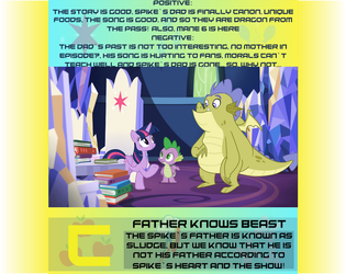 Father Knows Beast Review by Michaelsety
