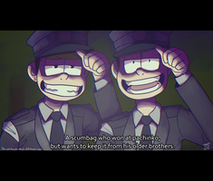 {screen cap redraw} totty voice: *screaming* by ink-pencil
