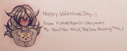 Happy Valentines Day 2018 by FutureHope21