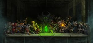 The Council of Thirteen by baklaher
