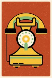 Telephone by Indy-Lytle