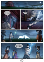 TCM 2: Volume 8 (pg 1) by LivingAliveCreator