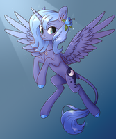 Luna by Worldlofldreams