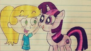 Rq_Fiona And Twilight by LittleThingsCxD