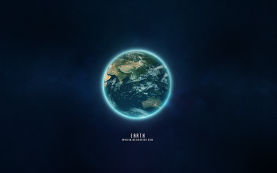 Home - Earth by spani5h