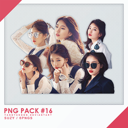 PNG PACK#16 - Suzy 6PNGs - By Yangyanggg by Yangyanggg