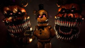 (SFM FNAF)You remember me by Fazband83