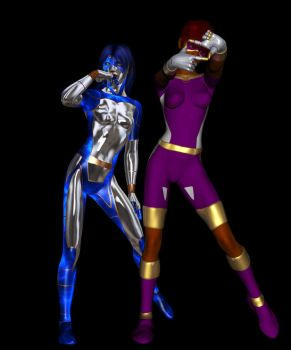 Speedsters by Silver-Tiamat