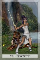Mystic Tarot Contest Entry by CeruleanLegacy