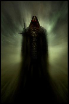 Ring King - Nazgul by Geistig