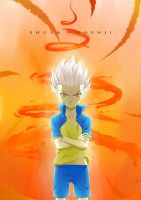Inazuma Eleven: Burning Soul by suicuneart