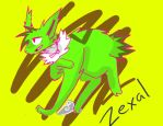 Request: Zexal by sightlessxx
