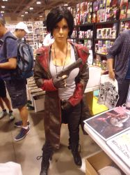 Fan Expo 2015 - 68 by NaruHinaFanatic
