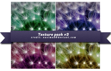 Texture Pack #3 by nasimab