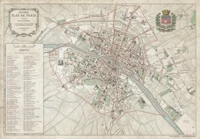 Paris 1700 by MaximePLASSE