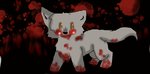 Bloody silverwind chibi by NeonCandyLights