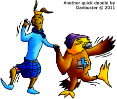 Highland Dance by DCLeadboot