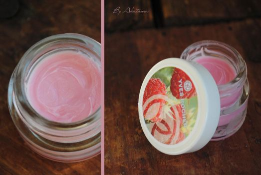 Raspberry lip balm. by Akatamy