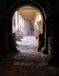 Roman Baths - England 2001 by telophase