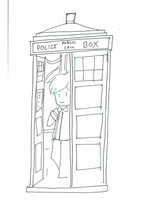 Welcome To The TARDIS by netnavi20x5