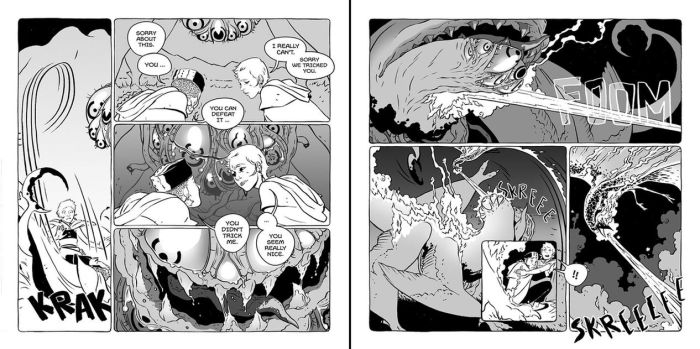 godsend ch4 pages 16 and 17 by megrar