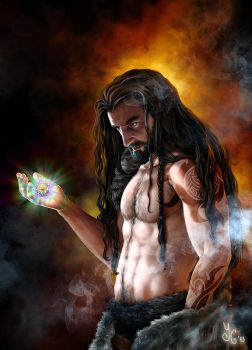 Thorin by Aaorin
