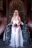 I will take what is mine with fire and blood by Achico-Xion