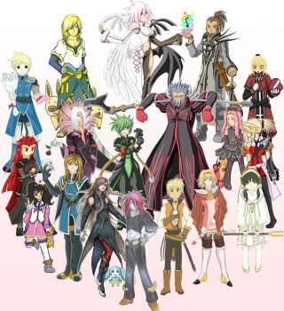 Tales of the Abyss Club 2 by Mutenroushi