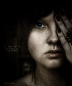 Let the silence speak for me by M-MooG