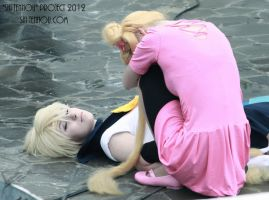 Sailor Uranus death. by Vaishravana