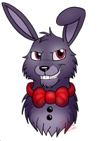 Bonnie -FNAF- by RiverBelle