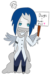 Bugs and Ink Plox! by Sinfulcraft