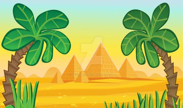 Pyramids by Beckwee