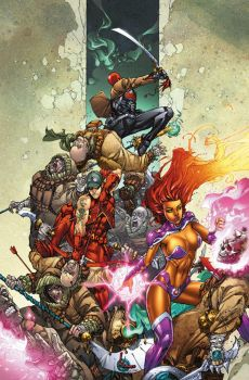 Red Hood And The Outlaws 2 cvr by BlondTheColorist