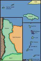 West Indies Federation by dsfisher