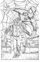 Ult Spidey Daily Bugle by HillmanArts