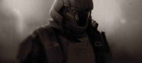 Halo ODST Character by tobylewin