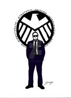 Phil Coulson - Agent of Shield by xxLondonKidxx