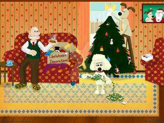 Deck The Halls by AnimationFanatic