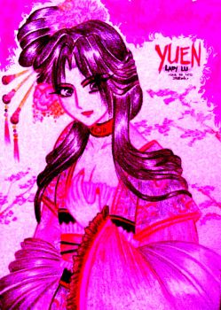 YUEN: Lady Lu by ehatsumi
