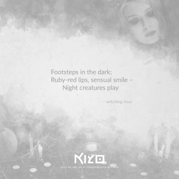 Witching Hour by Kiyo-Poetry