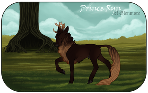 Prince Ryn | Hart | Prince by RusticForrest