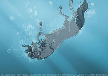 Drowning by HorRaw-X