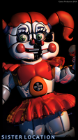 Circus Baby - Poster by GamesProduction