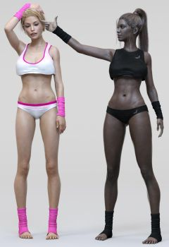 Genesis 3 female(s) + N.G.S. for iRay by AS-Dimension-Z