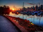 Moorage by IvanAndreevich