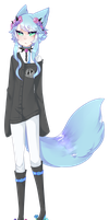 Calm Fullbody by Ryis