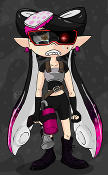 Callie by Electric-Mongoose