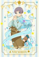 Happy Birthday Nitori 2017 by gem2niki