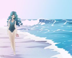 Neptune's Waves by SMeadows